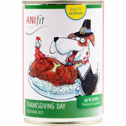 Thanksgiving Day 400g (6 Stück)