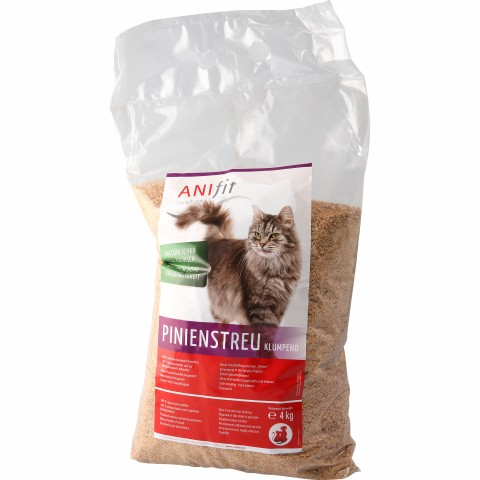 Pinienstreu 10er Packung à 4kg (1 Stück)